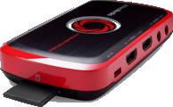 USB grabovací a streamovací karta HDMI a komponent