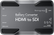 Battery Converter HDMI - HD-SDI
