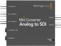 Blackmagic design Mini Convertor